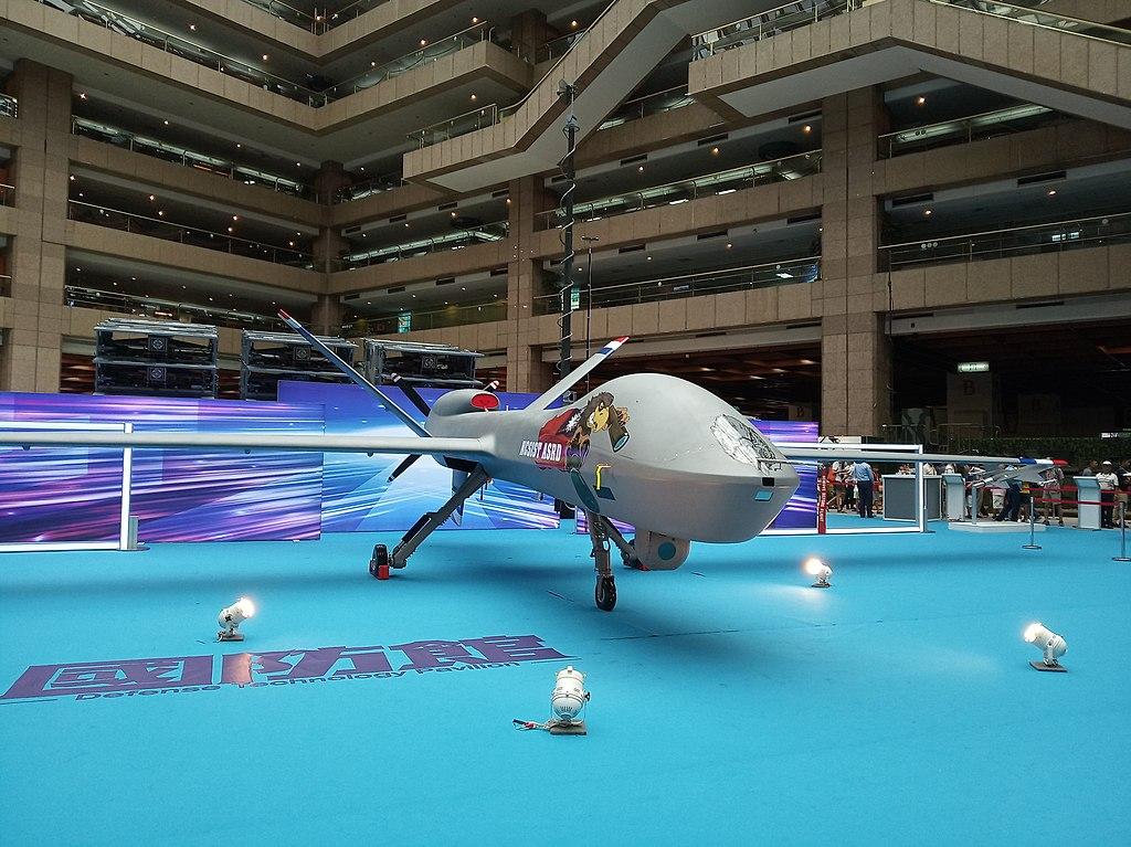 NCSIST ASRD MALE UAV