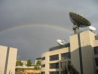 Cisco Videoscape - NDS Israel headquarters in Har Hotzvim, Jerusalem