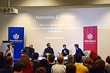 Networks & Politics session 5: Between internet governance and national digital policy