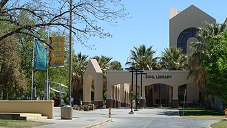 New Mexico State University - Zuhl Library
