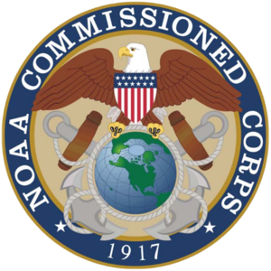 National Oceanic and Atmospheric Administration - Seal of the NOAA Commissioned Corps