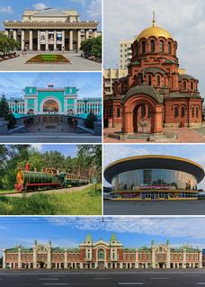 Novosibirsk City in Novosibirsk Oblast, Russia