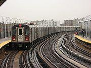 R142 car (NYC Subway)
