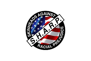Skinheads Against Racial Prejudice Group of skinheads opposing racism