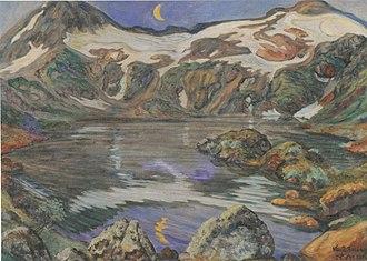 Nikolai Astrup - Image: N Astrup Kl 2 juninat