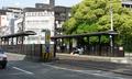 Nagasaki Electric Tramway station 38 Kokaido-mae.png