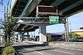 Nagoya Expressway Horinouchi Entrance 20161010-01.jpg