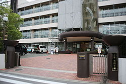 Nagoya Otani High School 20150926-02.JPG