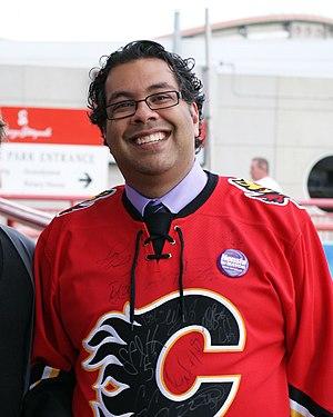 Gifted education - Naheed Nenshi, a mayor of Calgary and an alumnus of the CBE GATE Program.