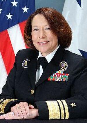 Nancy Elizabeth Brown - Vice Admiral Nancy E. Brown