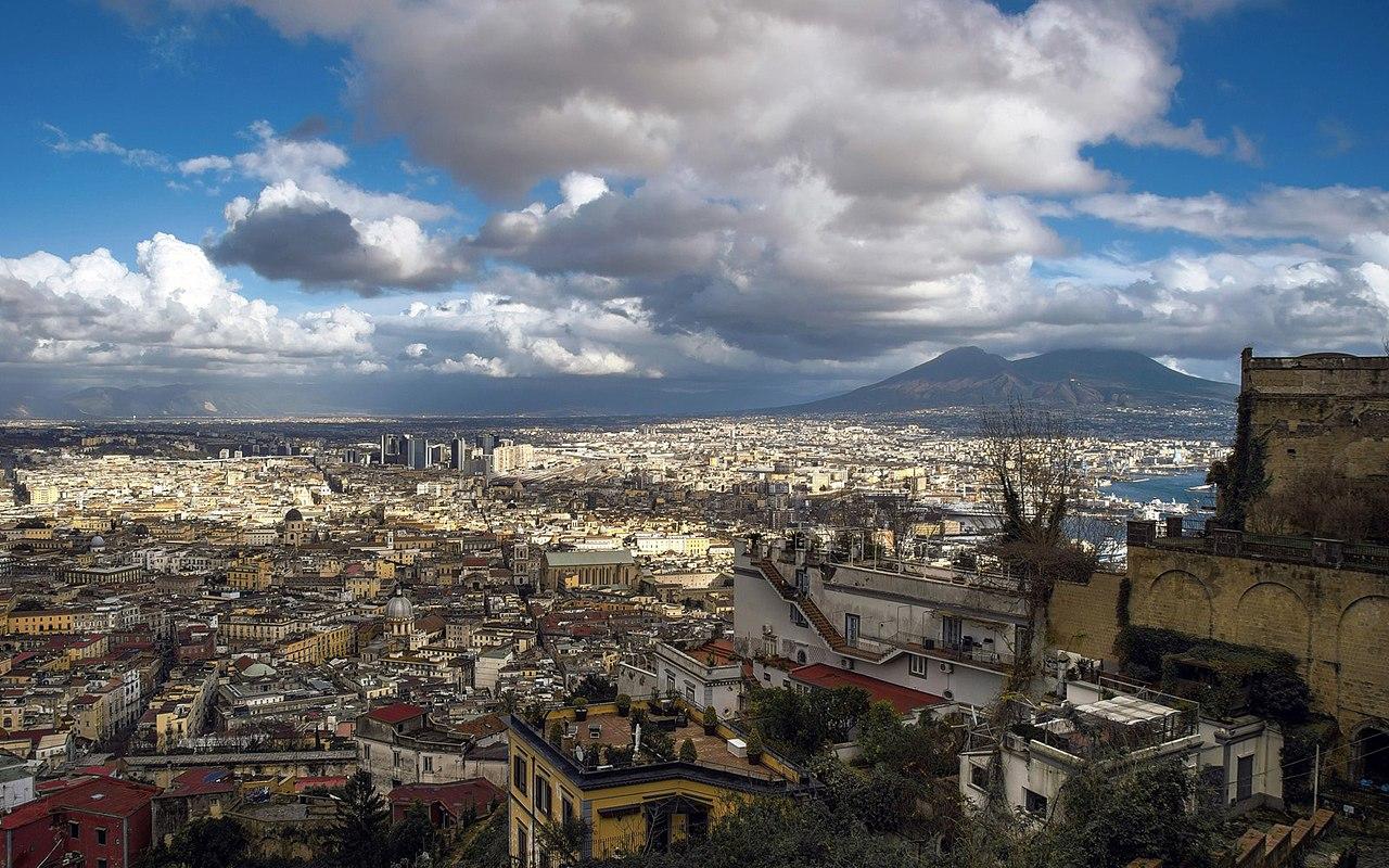 Napoli – Veduta