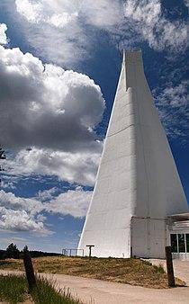 National Solar Observatory, Sacramento Peak, New Mexico.jpg