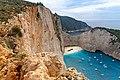 """Navagio """"Shipwreck"""" Beach (46418951552).jpg"""