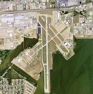 Grand Prairie Armed Forces Reserve Complex - NAS Dallas – 2006 USGS Airphoto