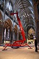 Nave inspection - geograph.org.uk - 1712136.jpg