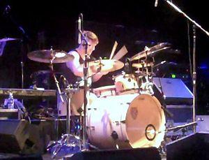 Navene Koperweis - Navene Koperweis playing at the Boston House of Blues on November 24, 2010