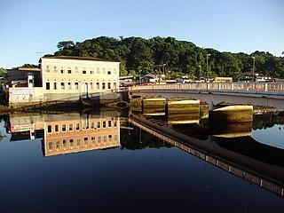 Nazaré, Bahia Municipality in Nordeste, Brazil