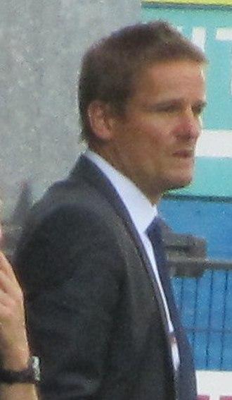 Neal Ardley - Ardley managing AFC Wimbledon in 2013