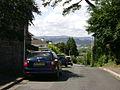 Near the summit of Hill Road, Wolborough Hill, Newton Abbot - geograph.org.uk - 1384300.jpg