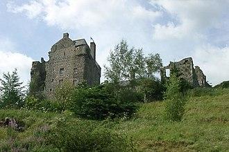 Earl of Wemyss and March - Neidpath Castle