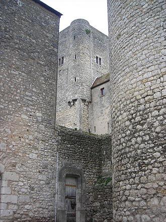 Nemours - Castle of Nemours