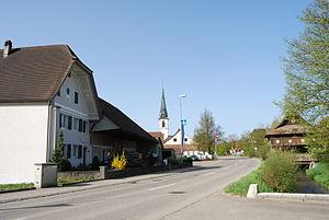 Neuendorf, Switzerland - Image: Neuendorf SO 125