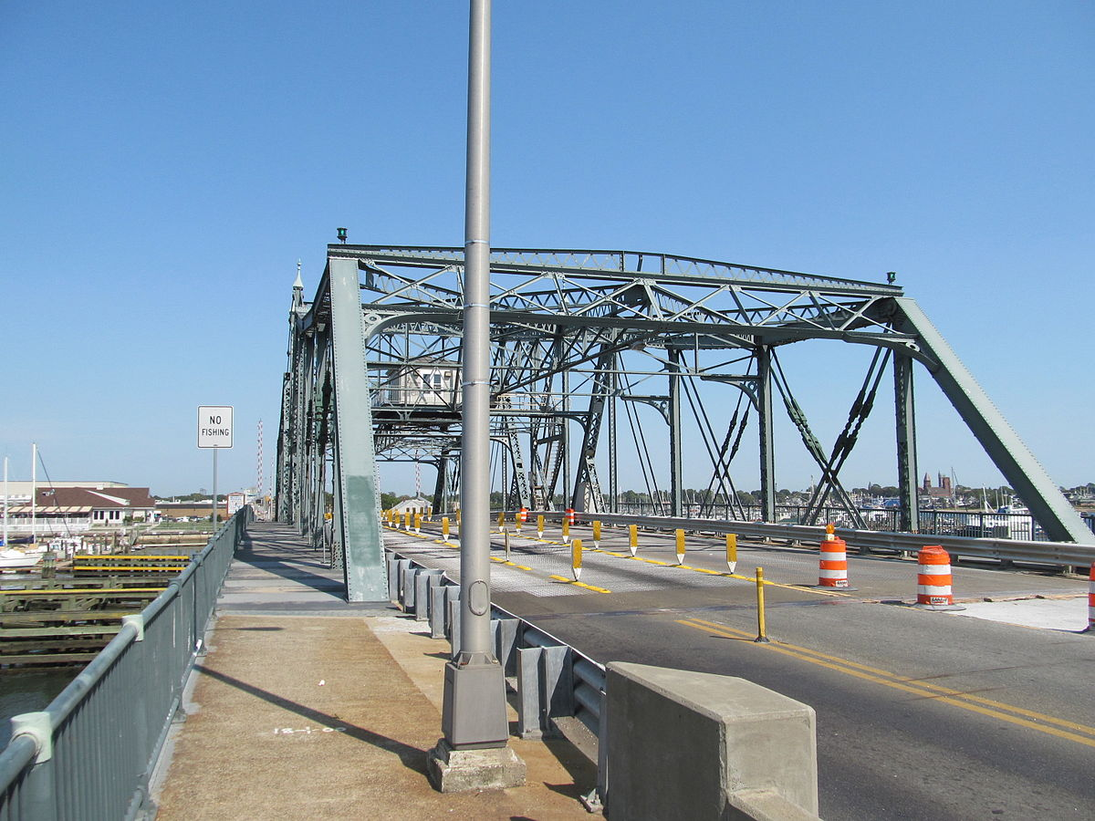 New Bedford – Fairhaven Bridge - Wikipedia