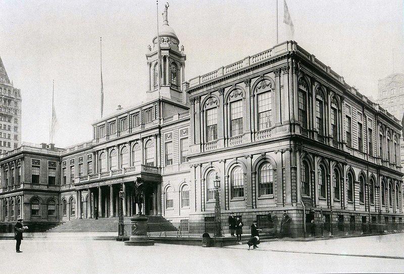 File:New York City Hall 1919.jpg