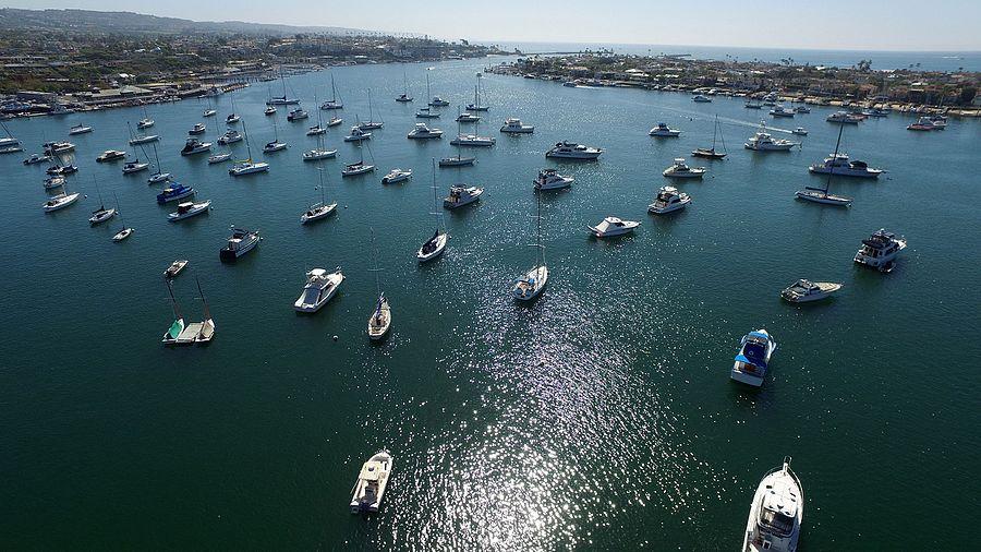 Newport Harbor by D Ramey Logan.jpg