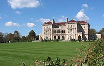 "Manoir de Vanderbilt ""The Breakers"""
