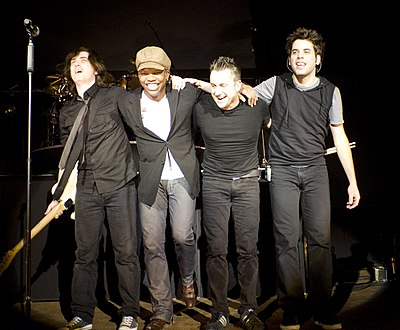 Picture of a band or musician: Newsboys