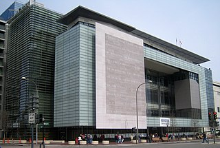 Newseum museum dedicated to news and journalism in Washington D.C.