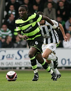 Landry NGuémo Cameroonian footballer