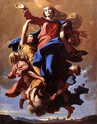 Nicolas Poussin - The Assumption of the Virgin - WGA18331.jpg