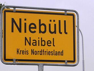 Niebüll - Image: Niebüll