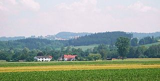 Lower Bavarian Upland