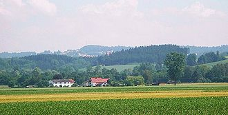 Lower Bavarian Upland - In the Lower Bavarian Hills