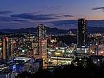 Night views from Mount Kogane01.jpg
