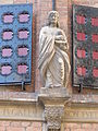 Nijmegen - Latijnse School - Apostel Johannes van Giuseppe Roverso.jpg
