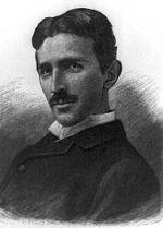 Nikola Tesla sur Wikipedia
