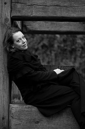 Nina Stemme - Nina Stemme, Notorious, GöteborgsOperan, 2015. Photographer - Neda Navaee