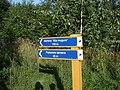 Norāde uz akmeņiem, Mākoņkalna pagasts, Rēzeknes novads, Latvia - panoramio.jpg
