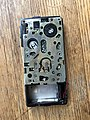 Norelco voice recorder with back removed.agr.jpg