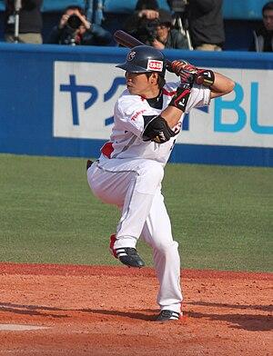 Nori Aoki - Aoki in 2010