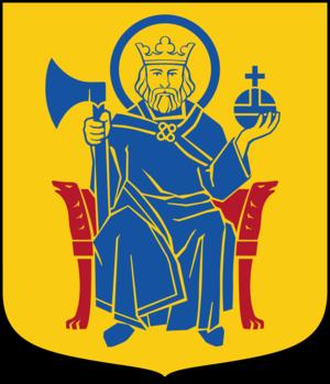 Norrköping Municipality - Image: Norrköping kommunvapen Riksarkivet Sverige