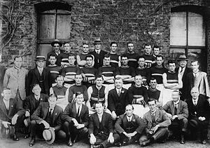1920 SAFL season - 40th SAFL season North Adelaide premiership team