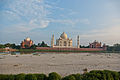 North side of the Taj Mahal 03.jpg