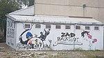 Notre-Dame-Des-Landes-eko ZADarekin elkartasunean egindako murala Errekaleorren.jpg