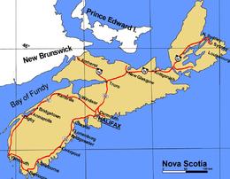 Liste des routes de Nouvelle Écosse   Wikiwand