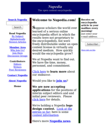 Nupedia, the open content encyclopedia 2000-03-04.png